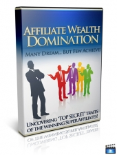 Thumbnail Affiliate Wealth Domination - With Master Resell Rights