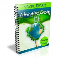 Thumbnail Special Report : Alternative Energy - With Private Label Rights
