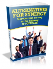 Thumbnail Alternatives For Synergy - With Master Resell Rights