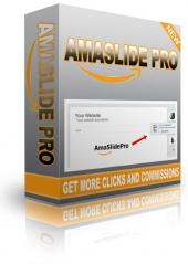 Thumbnail AmaSlide Pro WordPress Plugin - With Personal Use Rights