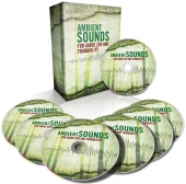 Thumbnail Ambient Sounds For Audio Zen And Tranquility - With Master Resale Rights