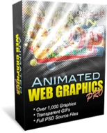 Thumbnail Animated Web Graphics Pro