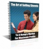 Thumbnail The Art Of Selling Shovels With Private Label Rights