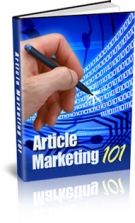 Thumbnail Article Marketing 101 - With Resell Rights