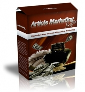 Thumbnail Article Marketing Profits - With Master Resale Rights