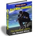 Thumbnail As A Man Thinketh - With Resell Rights