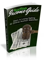 Thumbnail Auction Income Guide - With Resale Rights