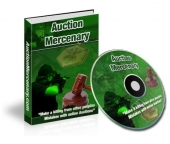 Thumbnail Auction Mercenary - With Master Resale Rights
