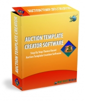 Thumbnail Auction Template Creator - With Master Resell Rights
