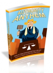 Thumbnail Authority Anthem - With Master Resale Rights