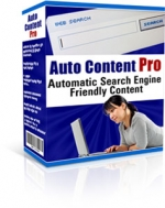 Thumbnail Auto Content Pro - With Resale Rights