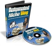 Thumbnail Automated Niche Blog - With Resale Rights