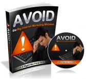 Thumbnail Avoid the Big Internet Marketing Mistakes - With Master Resell Rights