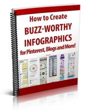 Thumbnail How to Create Buzz-Worthy Infographics - With Personal Use Rights
