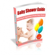 Thumbnail Baby Shower Guide - With Master Resale Rights