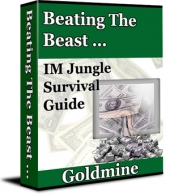 Thumbnail Beating The Beast... IM Jungle Survival Guide - With Private Label Rights
