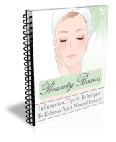 Thumbnail Beauty Basics Newsletter - With Private Label Rights