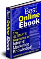 Thumbnail Best Online Ebook - With Resell Rights