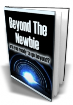 Thumbnail Beyond The Newbie With Master Resale Rights