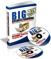 Thumbnail Big Business Branding On A Small Business Budget - With Private Label Rights