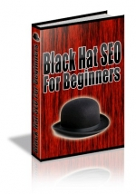 Thumbnail Black Hat SEO For Beginners With Master Resale Rights