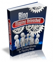 Thumbnail Blog Flipping Unleashed - With Master Resell Rights
