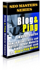 Thumbnail Blog & Ping Master Course With Private Label Rights