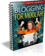 Thumbnail Blogging For Moolah! - With Giveaway Rights
