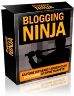 Thumbnail Blogging Ninja - With Master Resale Rights
