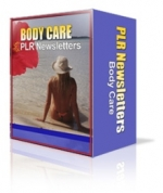 Thumbnail Body Care Niche Newsletters