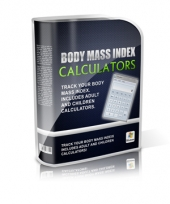 Thumbnail Body Mass Index Calculators - With Master Resell Rights