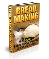 Thumbnail Bread Making - PLR - With Private Label Rights