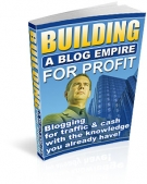 Thumbnail Building A Blog Empire For Profit - With Resell Rights