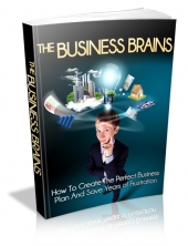 Thumbnail The Business Brains - With Master Resell Rights