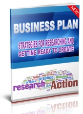 Thumbnail Business Plan - Strategies for Researching and Getting Ready to Create - With Giveaway Rights