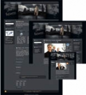 Thumbnail Business Web Template 2 - With Master Resale Rights