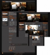 Thumbnail Business Web Template 3 - With Master Resale Rights