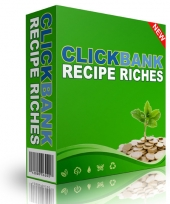 Thumbnail CB Recipe Riches - With Resale Rights