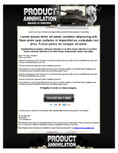 Thumbnail CPA Annihilation Template - With Personal Use Rights