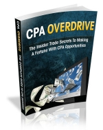 Thumbnail CPA Overdrive - With Master Resale Rights
