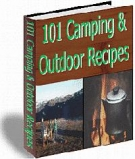 Thumbnail 101 Camping & Outdoor Recipes - With Resell Rights