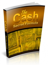Thumbnail The Cash Secret Formula - With Master Resell Rights