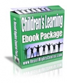 Thumbnail Children's Learning Ebook Package - With Resell Rights