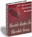Thumbnail Chocolate Recipes For Chocolate Lovers - With Resell Rights
