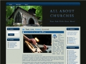 Thumbnail Church Theme 03 - With Master Resale Rights