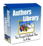 Thumbnail Authors Library : Clickbank Store With Master Resale Rights