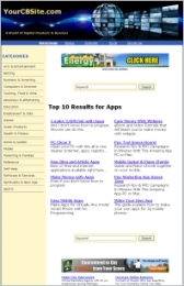 Thumbnail Clickbank Website With Private Label Rights