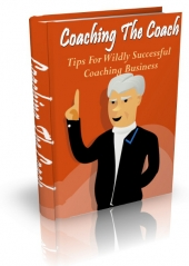 Thumbnail Coaching The Coach Tips - With Master Resell Rights