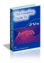 Thumbnail The Complete Guide To JVs - With Private Label Rights