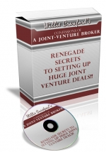 Thumbnail Confessions Of A Joint-Venture Broker - With Resale Rights